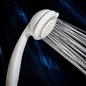 WrightChoice Standard White Shower Head